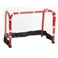 Pozostałe sporty zimowe, Składana bramka do hokeja unihokeja hokejowa 60 x 45 cm lato+zima firmy SPARTAN