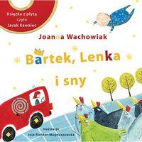 Książki dla dzieci, Bartek, Lenka i sny - Wysyłka od 3,99 - porównuj ceny z wysyłką (opr. twarda)