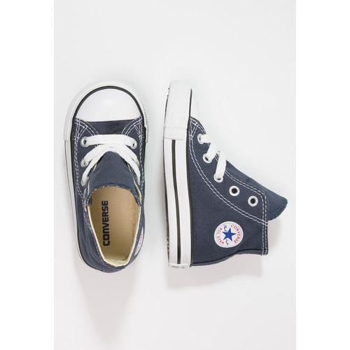 Obuwie sportowe dla dzieci, Converse CHUCK TAYLOR ALL STAR Tenisówki i Trampki wysokie bleu / blanc
