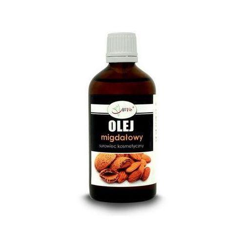 Olejki zapachowe, Olej ze słodkich migdałów rafinowany 100ml