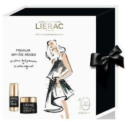 LIERAC Premium Odżywczy krem przeciwstarzeniowy 50ml + Premium przeciwstarzeniowy krem pod oczy 15ml Gratis!