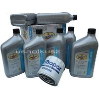 Oleje silnikowe, Filtr olej PENNZOIL PLATINUM 5W40 Dodge Magnum SRT-8 6,1 V8