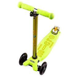 Hulajnoga Maxi Micro Deluxe - Yellow/Żółta - Micro
