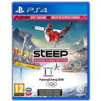 Gry na PS4, Steep (PS4)