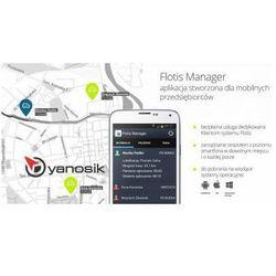 Lokalizator GPS Yanosik Flotis Smart Compact z abonamentem