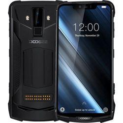 Smartfon DOOGEE S90 Czarny + Powerbank + Antena Walkie-Talkie + Kamera Termowizyjna