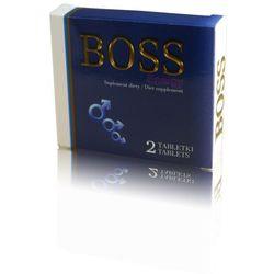 Boss Energy Ginseng Mocna Erekcja 2szt. | 100% DYSKRECJI | BEZPIECZNE ZAKUPY