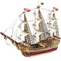 Puzzle, Puzzle 3D Statek Santa Maria