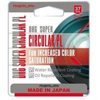 Filtry do obiektywów, Marumi Super DHG Circular PL 37 mm - produkt w magazynie - szybka wysyłka!