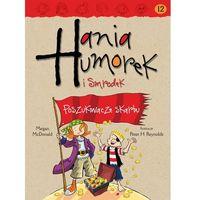 E-booki, Hania Humorek i Smrodek. Poszukiwacze skarbu - Megan McDonald