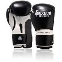 Rękawice do walki, Rękawice bokserskie BOXEUR BXT-5195 Czarny (10 oz)
