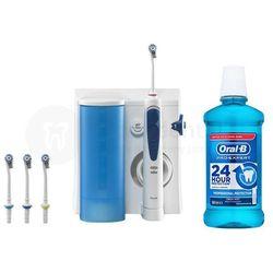 BRAUN Oral-B ProfessionalCare OxyJet MD20 - irygator stacjonarny - PŁYN ORAL-B 500ML