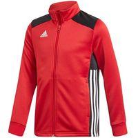 Odzież do sportów drużynowych, Bluza dla dzieci adidas Regista 18 Polyester Jacket JUNIOR czerwona CZ8633