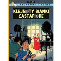 Książki kryminalne, sensacyjne i przygodowe, Klejnoty Bianki Castafiore, tom 21 - Wysyłka od 3,99 - porównuj ceny z wysyłką (opr. miękka)