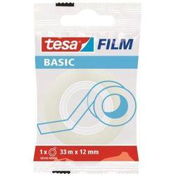 Taśma klejąca Tesa Film Basic 15mmx33m transparentna 58542