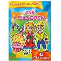 Kolorowanki, Bajkowe kolorowanki Jaś i Małgosia