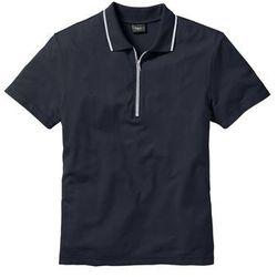 Shirt polo Regular Fit bonprix ciemnoniebieski