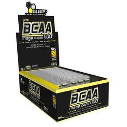 Aminokwasy OLIMP BCAA Mega Caps 30kaps blister Najlepszy produkt Najlepszy produkt tylko u nas!