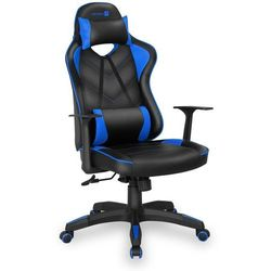 Connect IT fotel komputerowy LeMans Pro, niebieski (CGC-0700-BL)