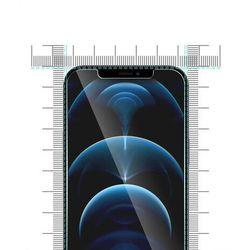 Szkło Hartowane Płaskie 9H do iPhone 12 Pro Max