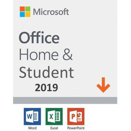 Programy biurowe, Microsoft Office Home & Student 2019 ESD PL WIN