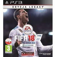 Gry na PlayStation 3, Fifa 18 (PS3)