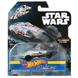 Star Wars Autostatki kosmiczne Millennium Falcon - DARMOWA DOSTAWA OD 199 ZŁ!!!