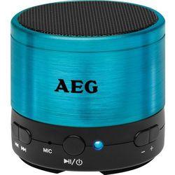 Głośnik mobilny AEG BSS 4826 Niebieski