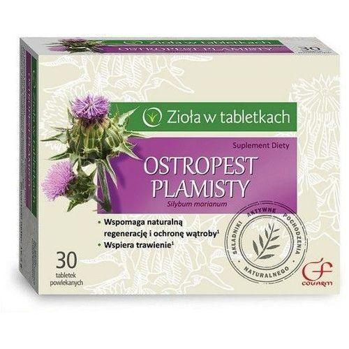 Leki na wątrobę, Ostropest plamisty tabletki 30 szt.