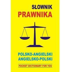 Słownik prawnika polsko-angielski, angielsko-polski (opr. miękka)