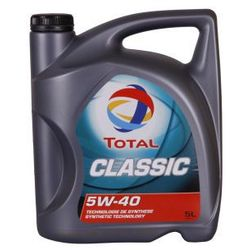 Total Classic 5W-40 5 Litr Kanister