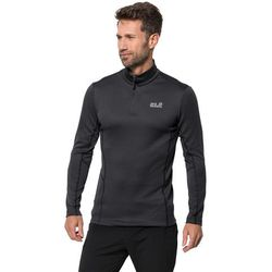 Męska koszulka termoaktywna ARCTIC XT HALF ZIP MEN black - S