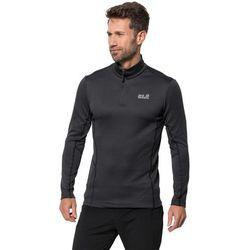 Męska koszulka termoaktywna ARCTIC XT HALF ZIP MEN black - XXL