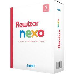 Program Insert Rewizor NEXO box 3 stanowiska (RewN3) Darmowy odbiór w 21 miastach!