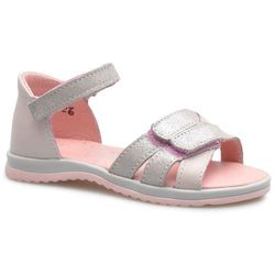 Sandały dziecięce RenBut 21-3363 Pudrowe/Różowe lico
