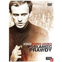 Filmy dokumentalne, Jerzy Popiełuszko. Posłaniec prawdy - film DVD Wyprzedaż 04/19 (-19%)