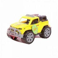 Jeżdżące dla dzieci, Samochód legion nr 3 żółty