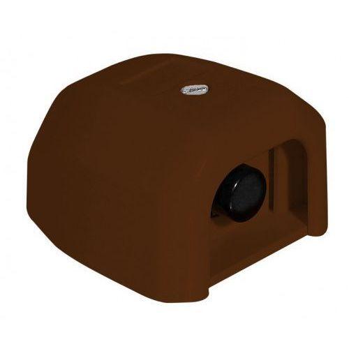 Czujki alarmowe, HB 205-LB Mech. przycisk alarmowy, działanie zatrzaskowe, sygn. alarmu diodą LED, Alarmtech