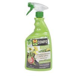 Compo Herbistop Spray 1 L - zwalcza chwasty, mchy i glony