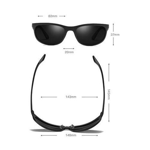 Okulary przeciwsłoneczne, Okulary przeciwsłoneczne męskie polaryzacyjne