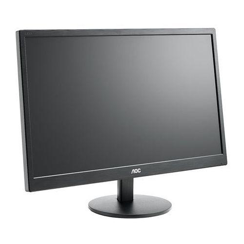 Monitory LED, LED AOC E2470SWHE