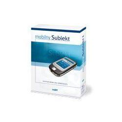 mobilny Subiekt - faktury, zamówienia, PDA, van-selling, pre-selling, praca online i offline, drukowanie dokumentów