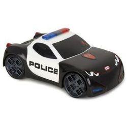 Dotknij i jedź samochód wyścigowy, radiowóz policyjny. Darmowy odbiór w niemal 100 księgarniach!