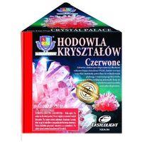 Pozostałe zabawki edukacyjne, Zestaw naukowy Hodowla Kryształów - Czerwone - DARMOWA DOSTAWA OD 199 ZŁ!!!