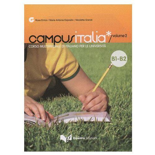 Książki do nauki języka, Campus Italia volume 2 (opr. miękka)