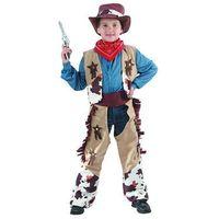 Przebrania dziecięce, Wysokiej jakości kostium dziecięcy Kowboj - M - 120/130 cm