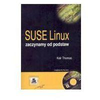 Informatyka, SUSE Linux zaczynamy od podstaw (opr. miękka)