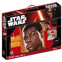 Kreatywne dla dzieci, Mozaika Pixel Art 4 Star Wars Finn 5800 elementów