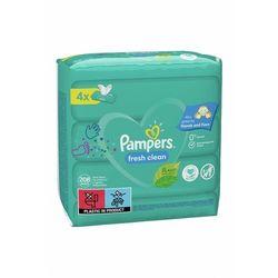 Chusteczki mokre Pampers 4x52szt 5O41HF Oferta ważna tylko do 2031-09-23