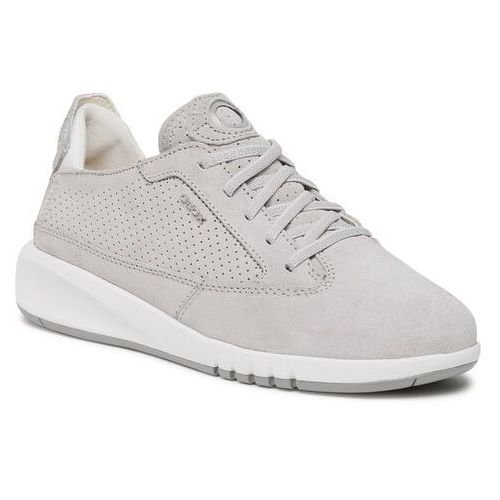 Damskie obuwie sportowe, Sneakersy GEOX - D Aerantis A D02HNA 022RY C1010 Lt Grey